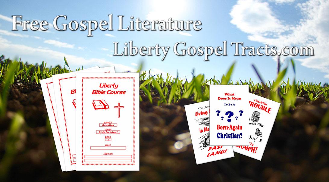 Free Gospel Literature